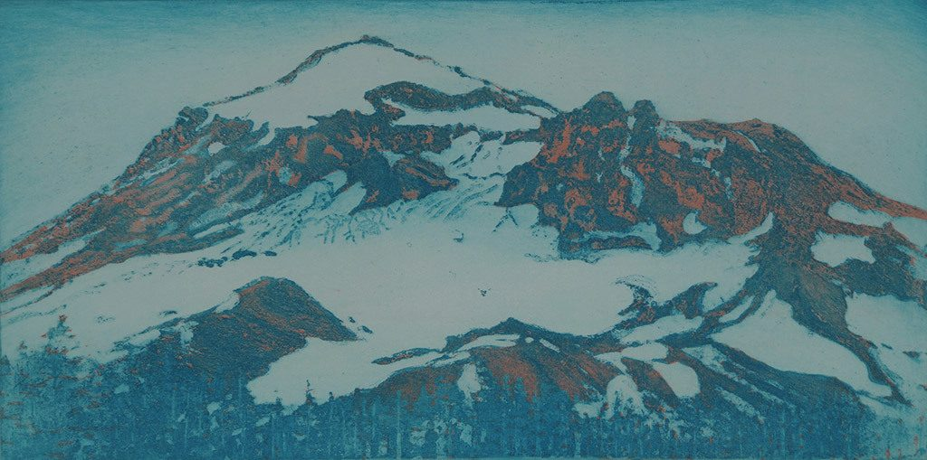 Gregory Pfarr, South Sister from Park Meadow