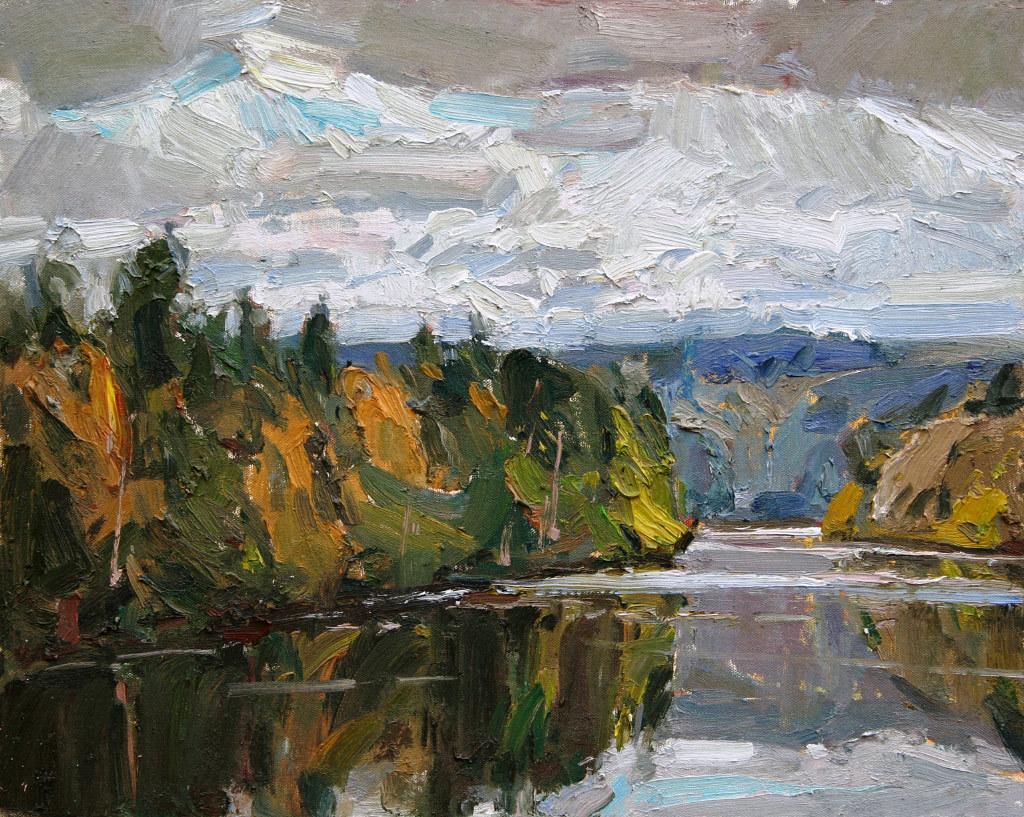 Anton Pavlenko, Calm Reflections