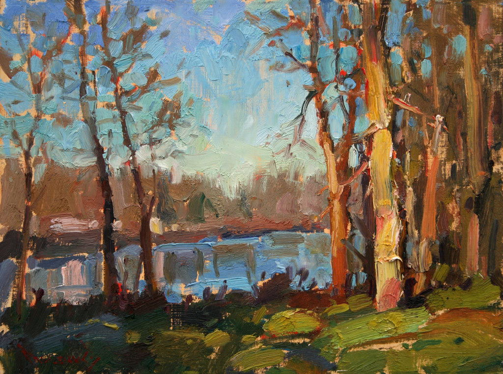 Anton Pavlenko, Morning Light