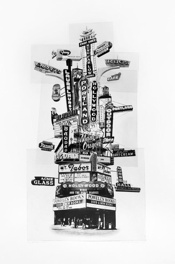 Beth Kerschen, Portland Marque Totem