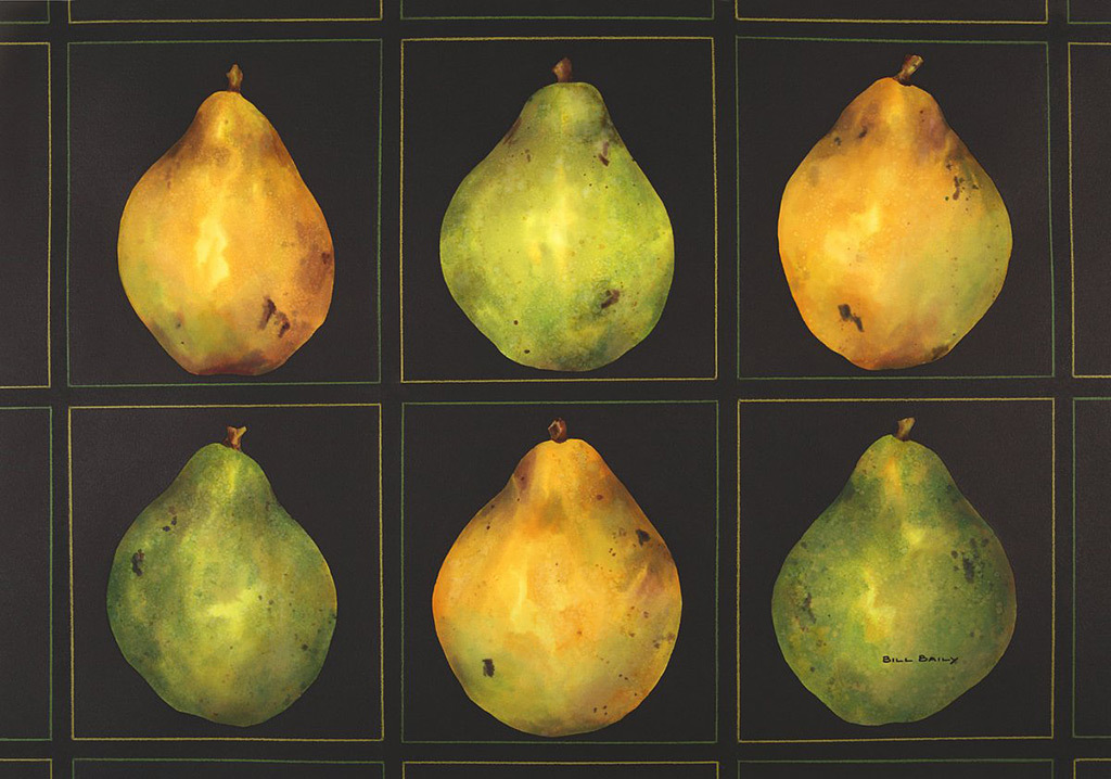 Bill Baily, Squares of Pears