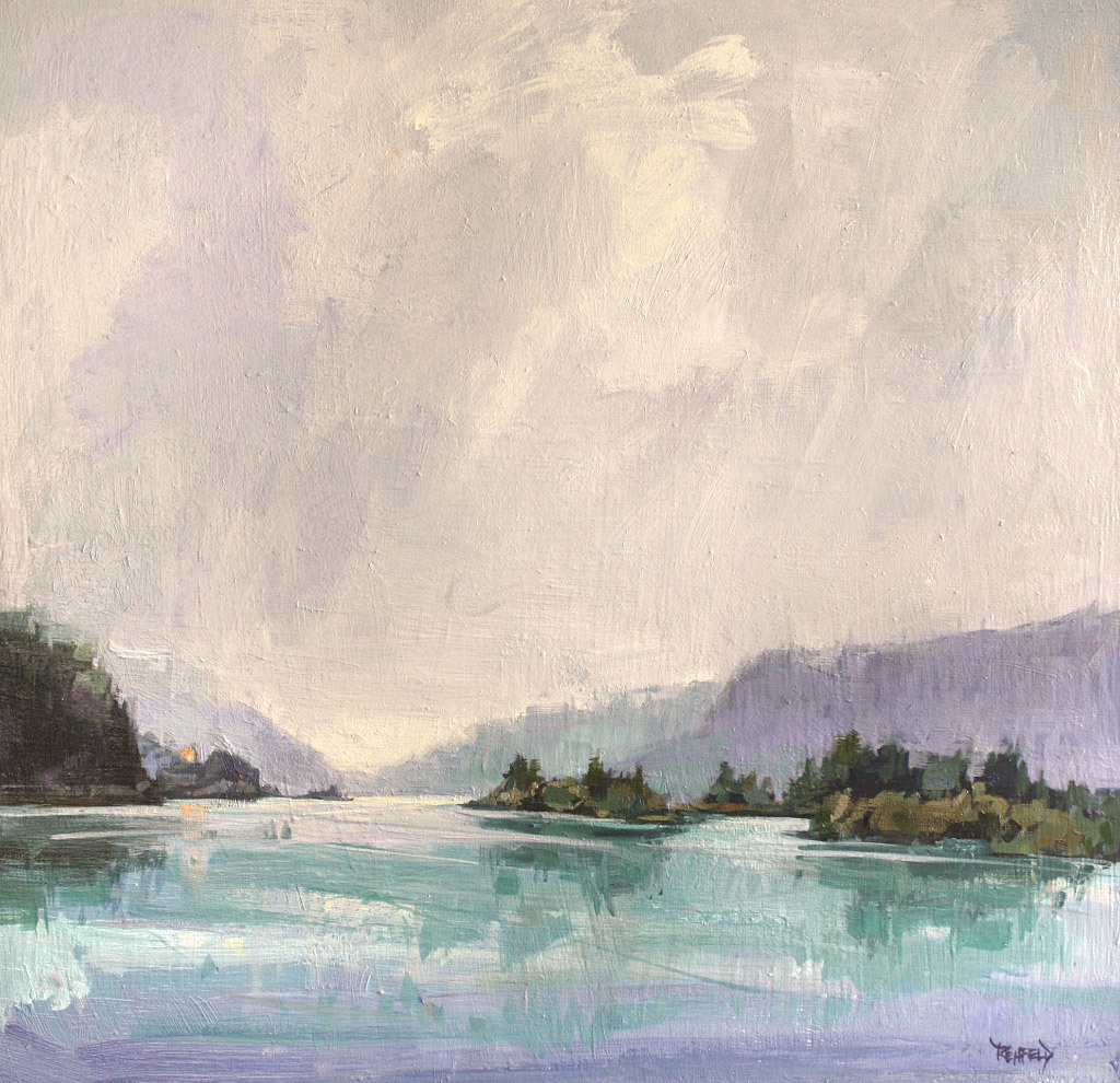 Cathleen Rehfeld, Gorge Clouds