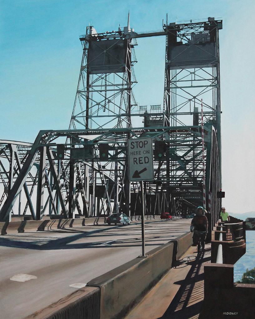 Christopher B Mooney, Columbia River Crossing
