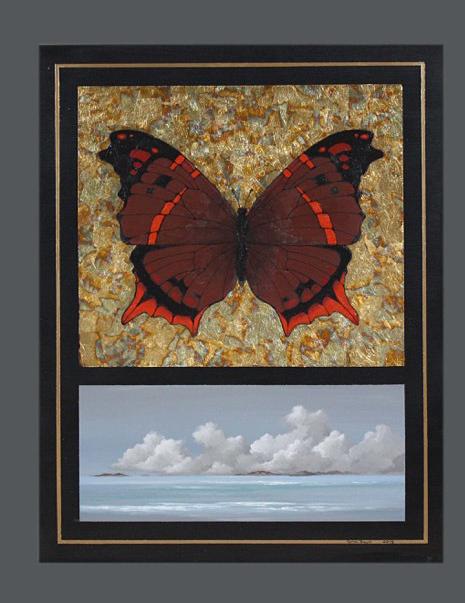 Ralph Davis, Lepidoptera