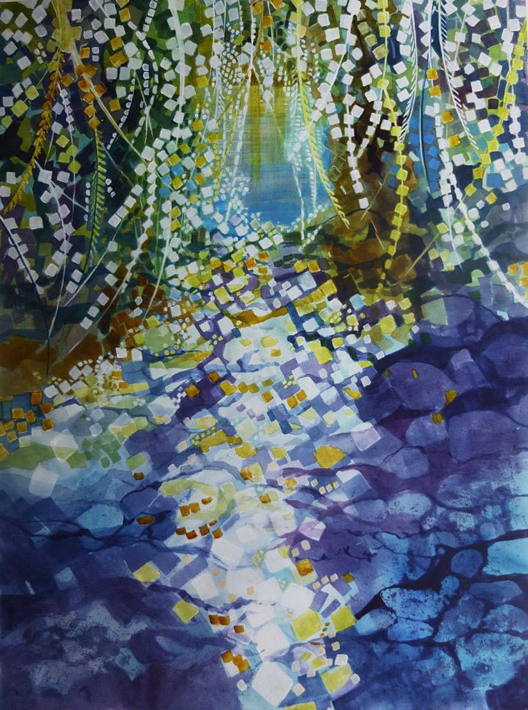 Dyanne Locati, On the Shining Pebbles