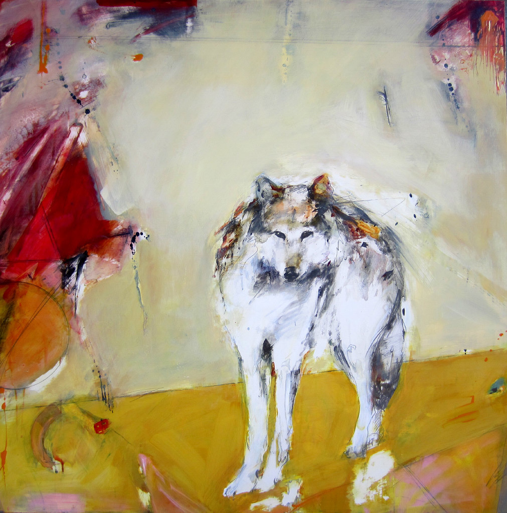 Ingrid Lustig, Wolf on the Edge