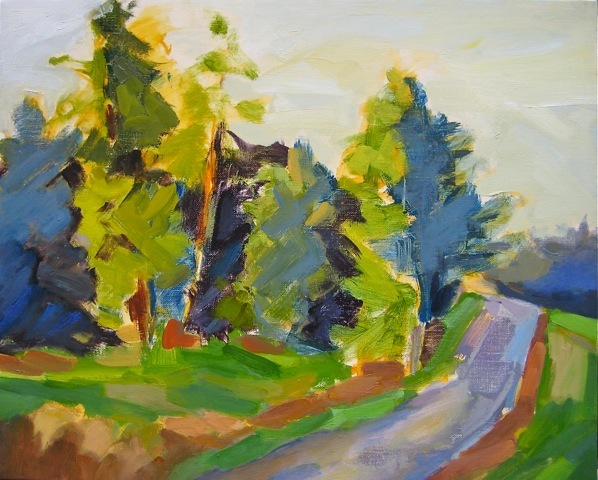 Janet Bland, Country Road