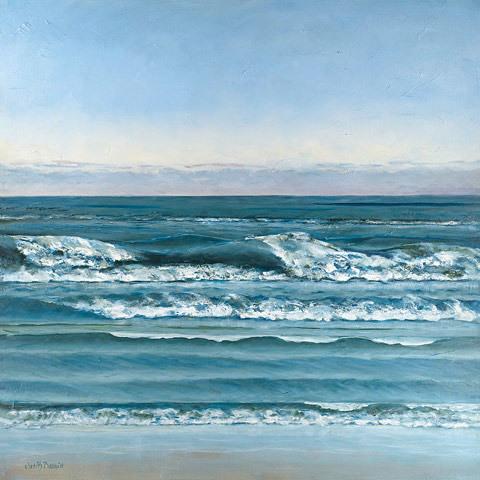 Judith Babbitt Neskowin High Tide