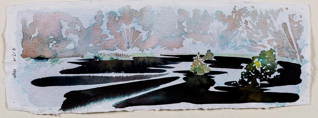 Kathleen Caprario Lake Study 2