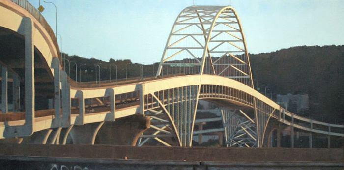 Kevin Farrell, Fremont Bridge 4