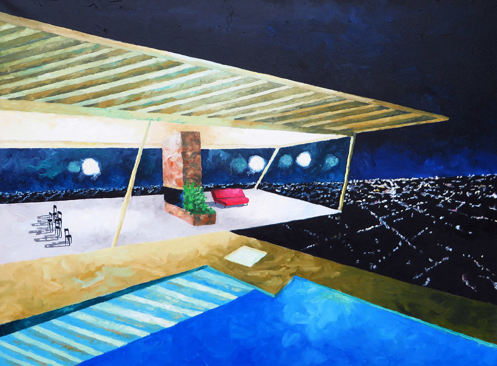 Mitchell Freifeld, Stahl House Night