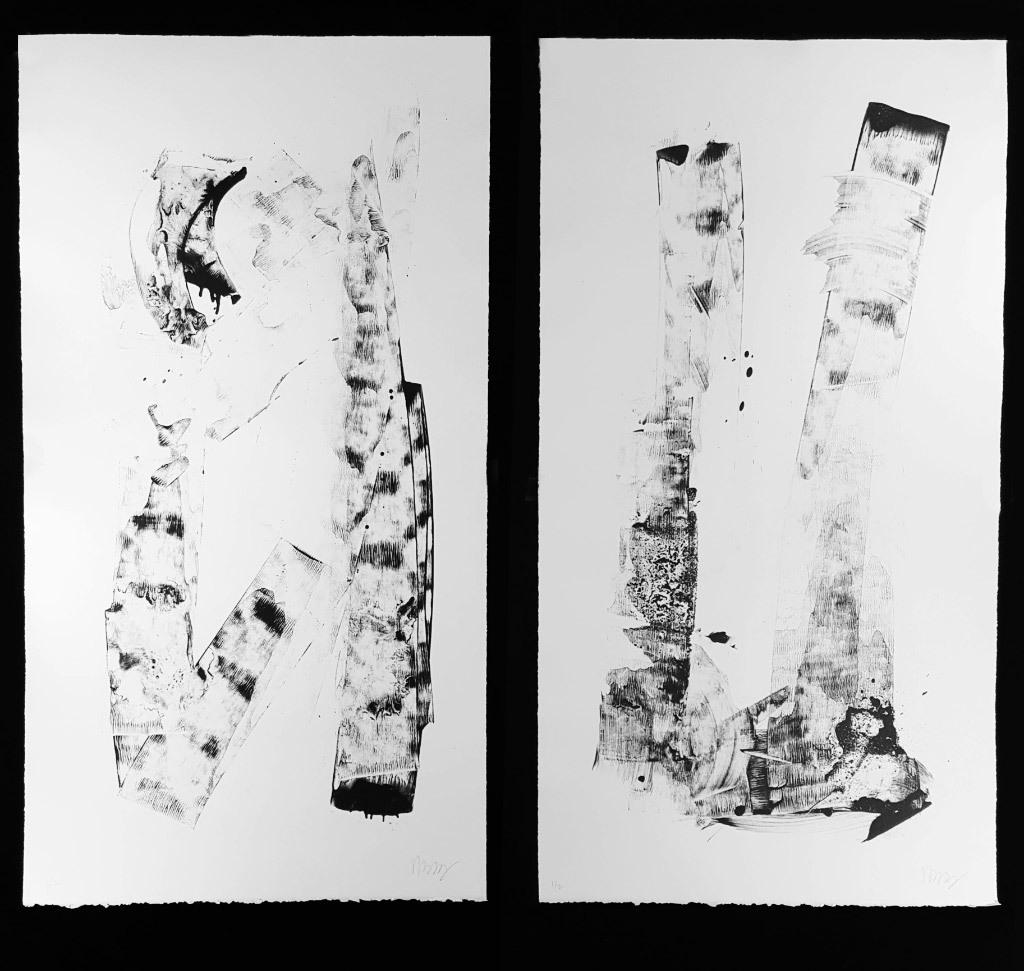 Molly Cliff Hilts, Alphabet 1 & 2