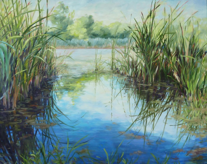 Nancy Tongue, Berrys Pond II