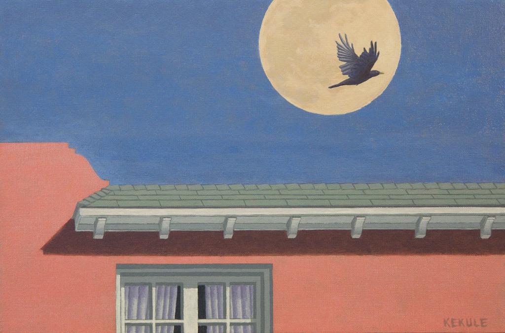 Stephen Kekule, Into Air