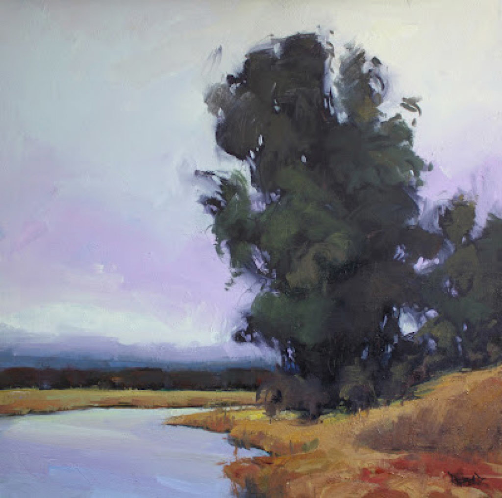 Cathleen Rehfeld, Tranquil Sunrise