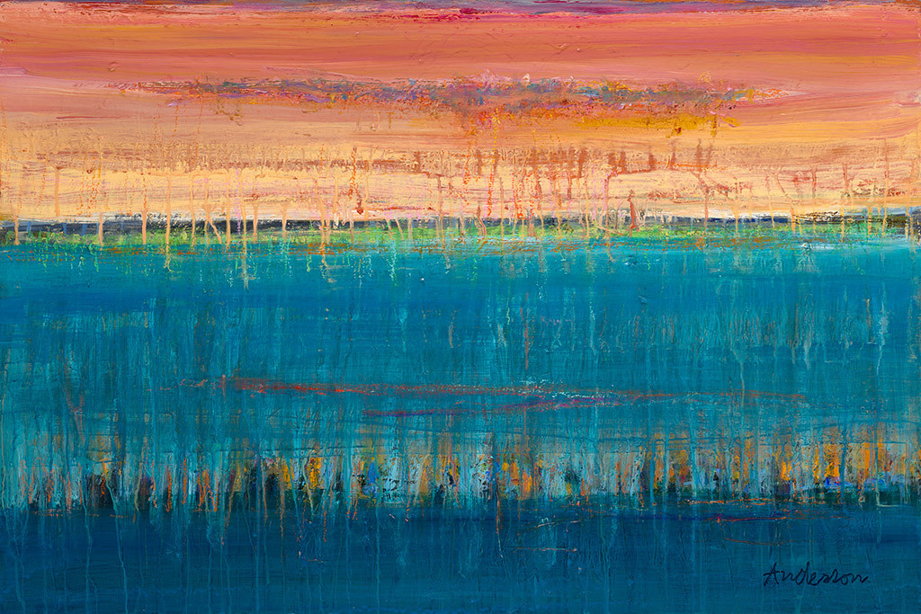 Gary Anderson, Summer Sunset 2