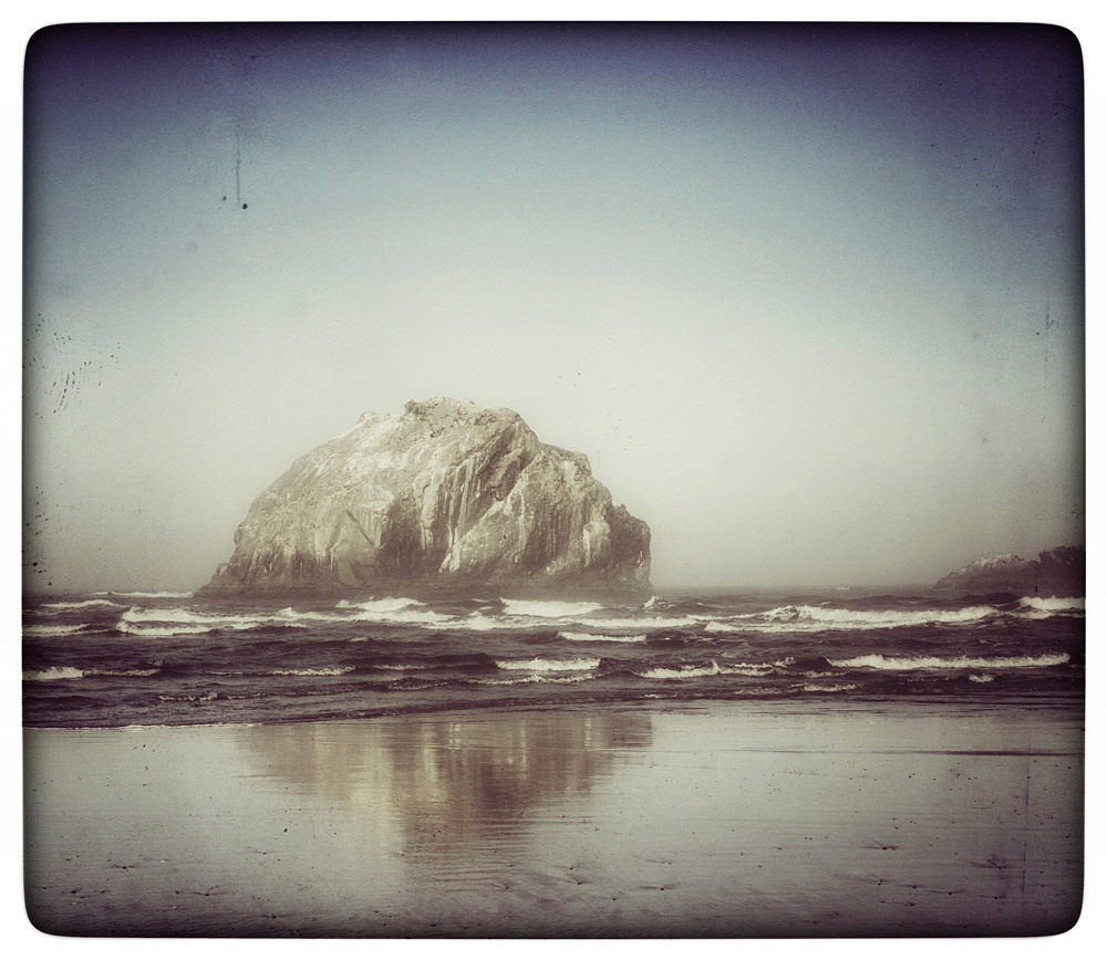 Shelley Curtis, Face Rock, Bandon Wayside