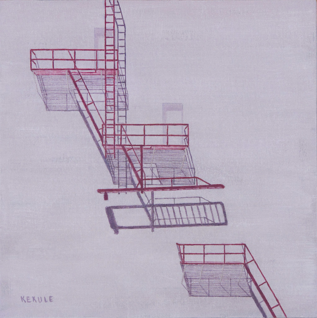 Stephen Kekule, Fire Escape