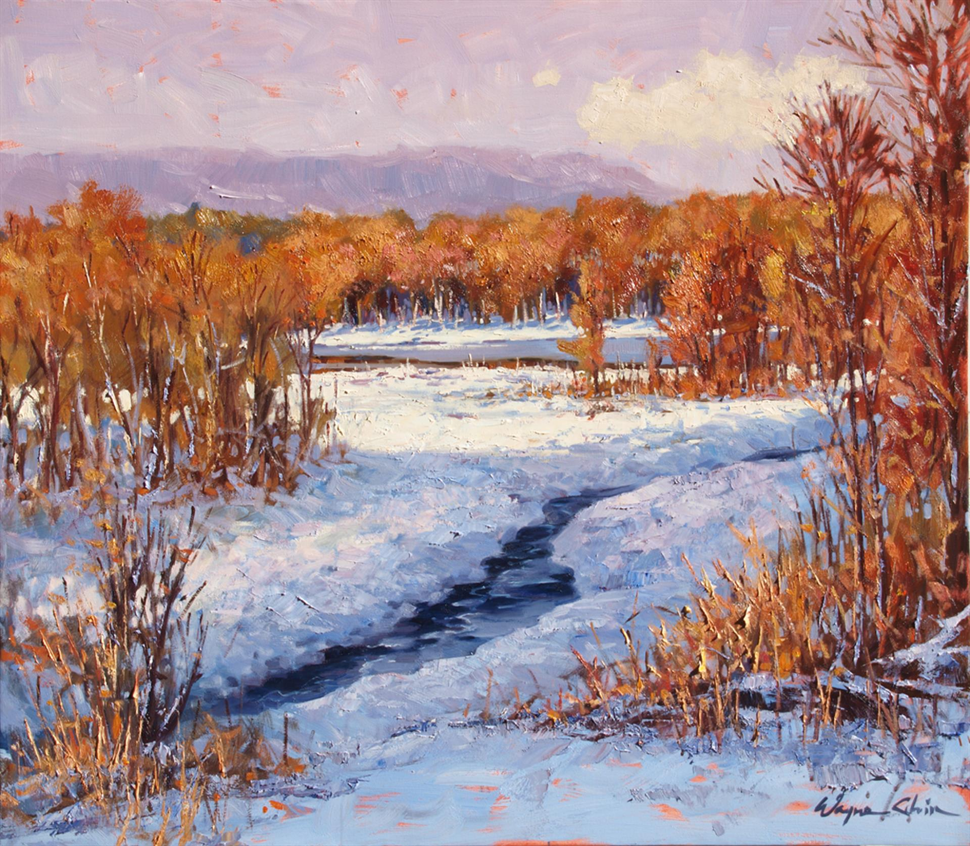 Wayne Chin, Winter Heat