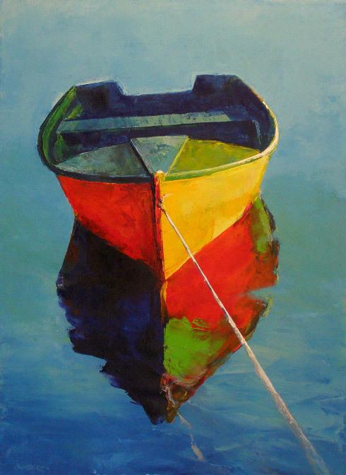 Brian Cameron - Mirror Pond