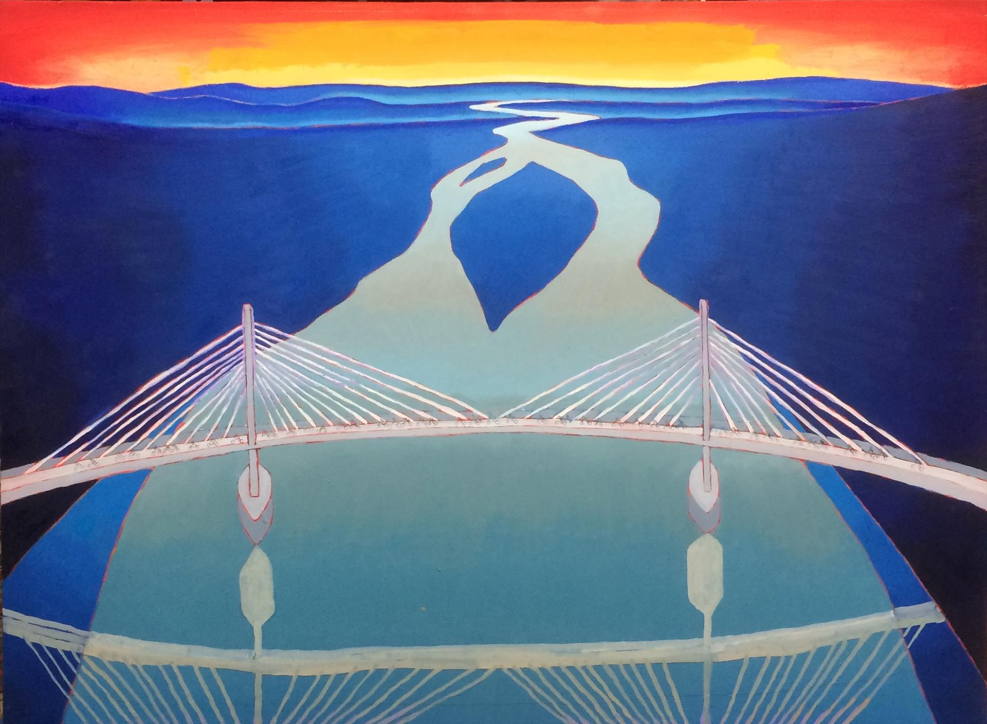 Christopher Bibby, Tilikum Crossing 2