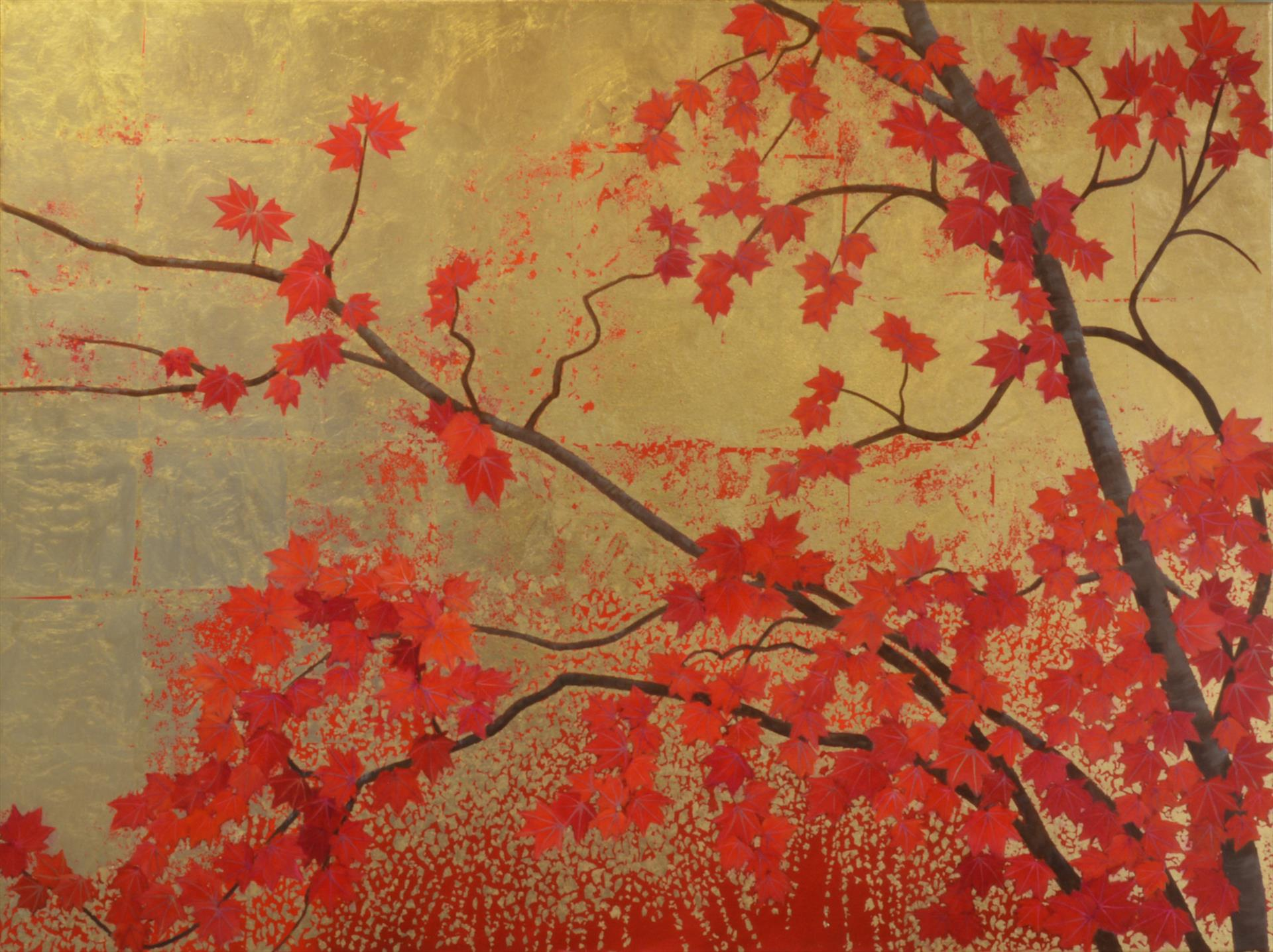 Joan Metcalf, Vine Maple Arch 2