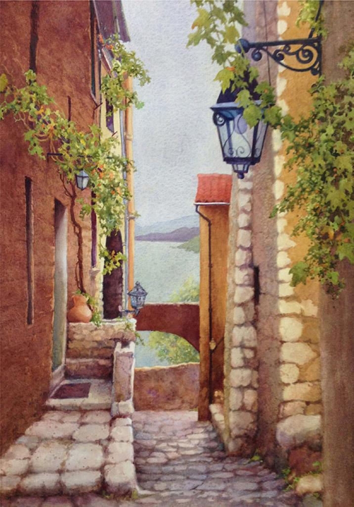 LaVonne Tarbox-Crone, Italian Shore