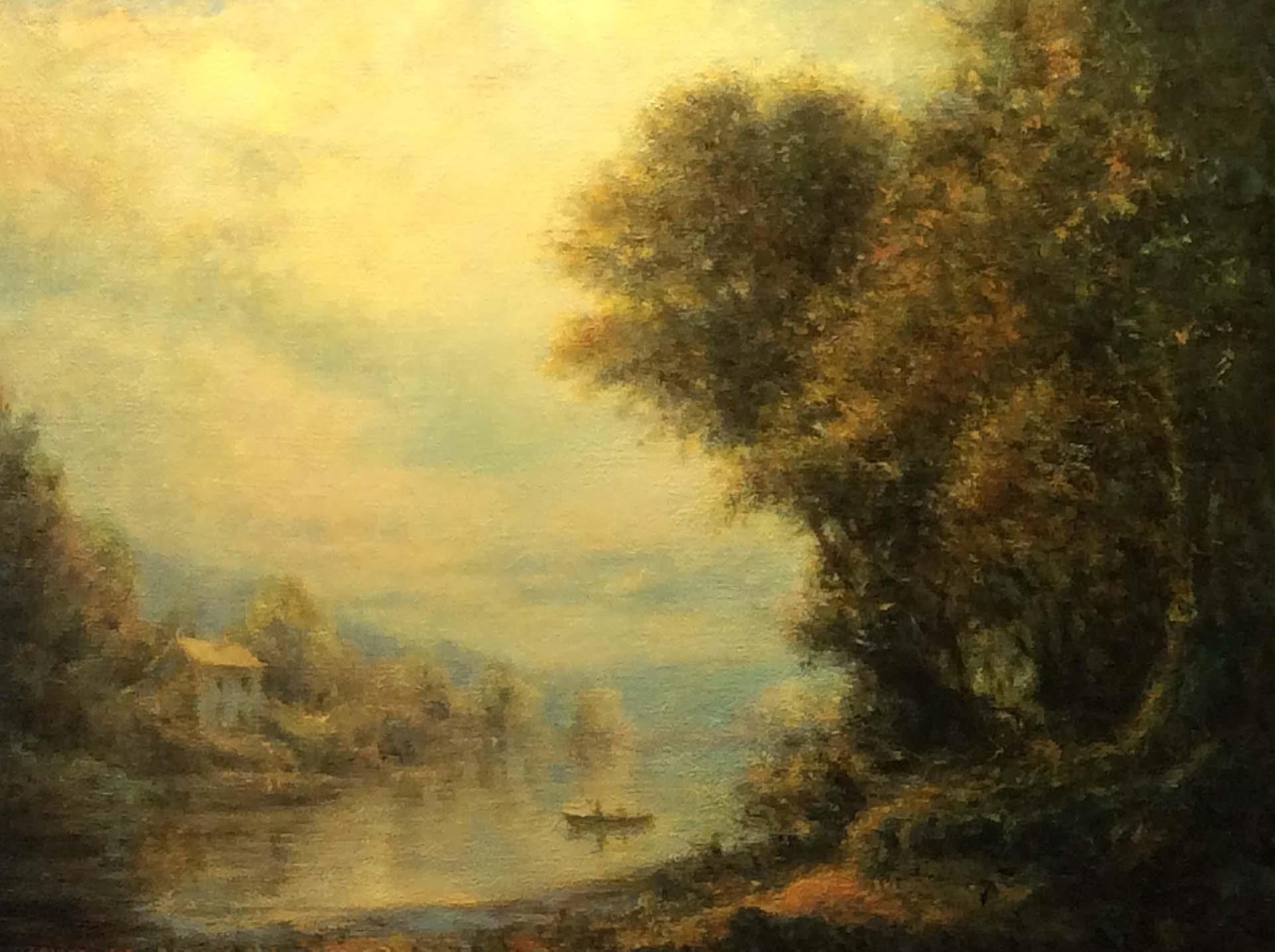 Leland John, Yamhill River