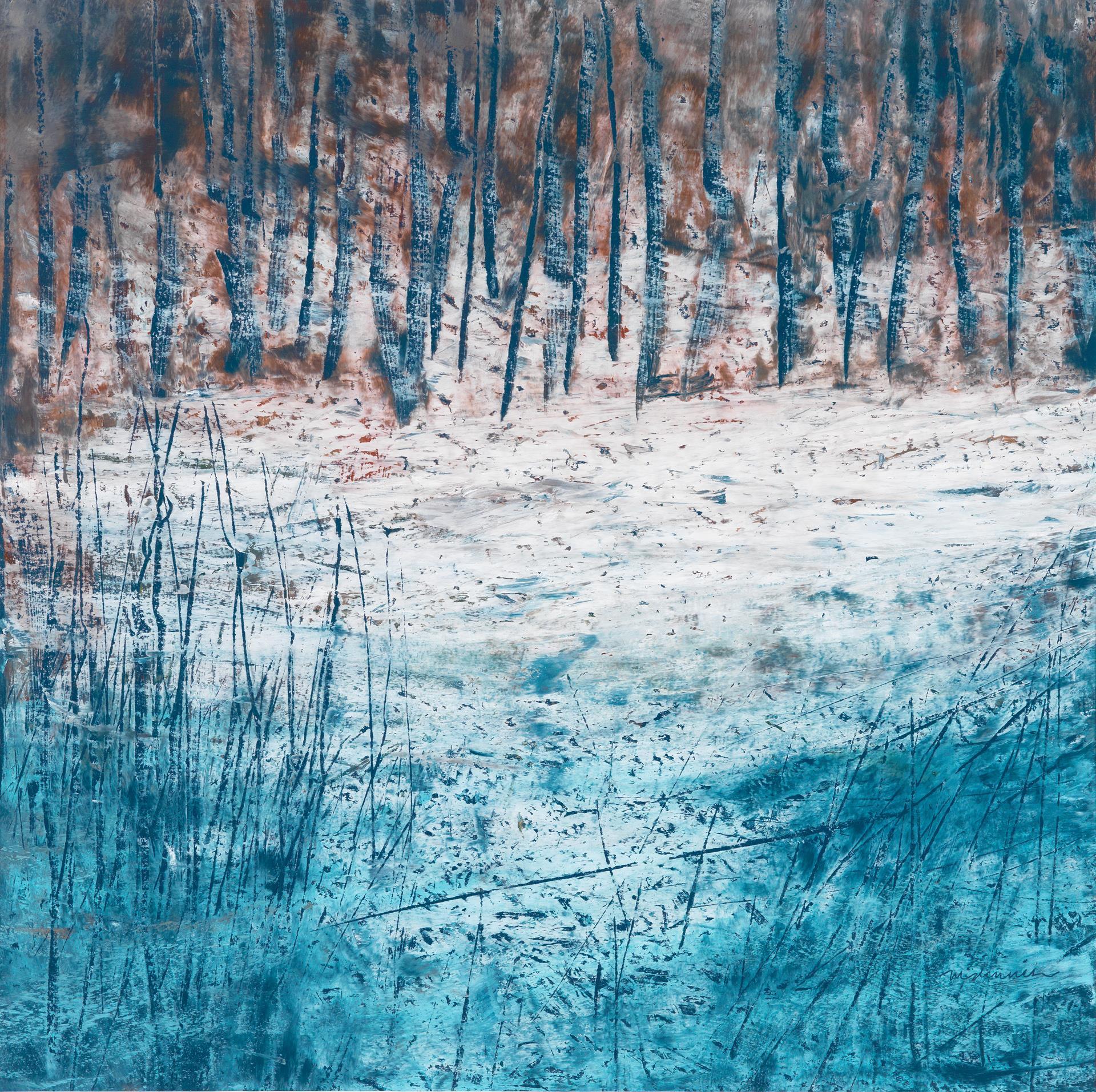 Mary Dennis, Winter Woods