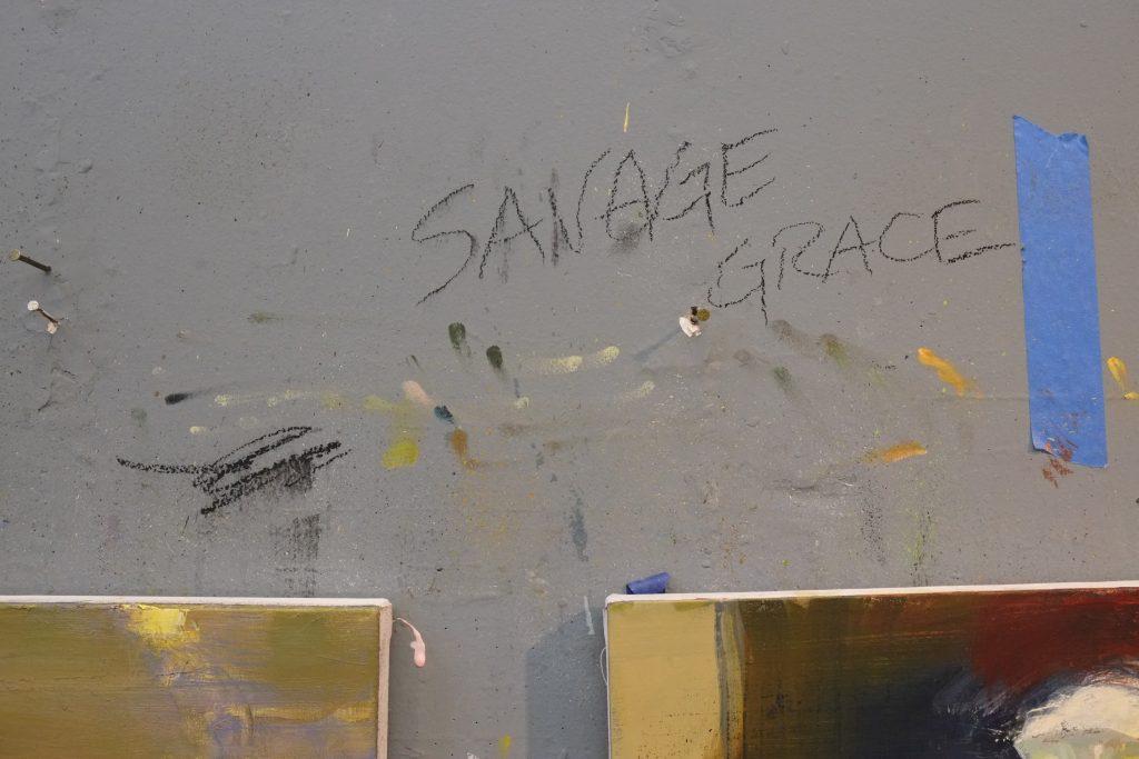 Savage Grace: Interview with Artist William Park