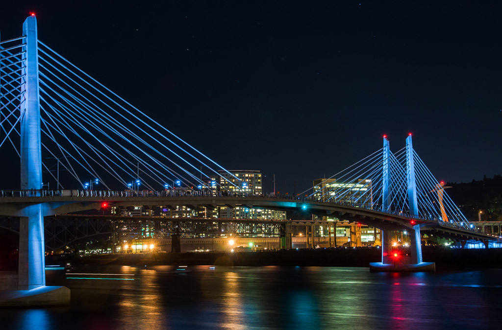 Don Schwartz, Tilikum Crossing, photography