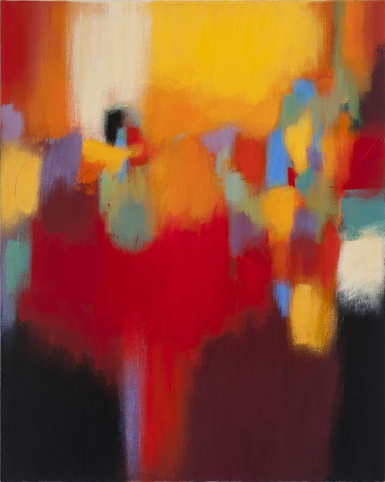 Susan McKinnon, Candelo, acrylic