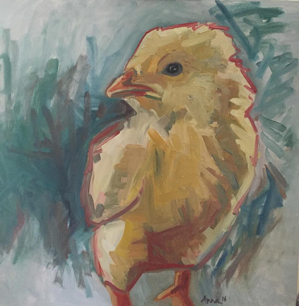 Anna Kodesch, Chick