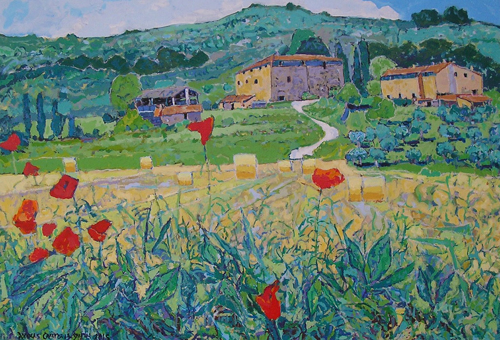 Douglas Campbell Smith, Umbrian Round Bales
