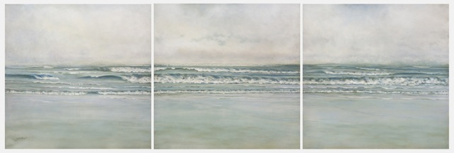 Judith Babbitt, Manhattan Beach, OR, oil