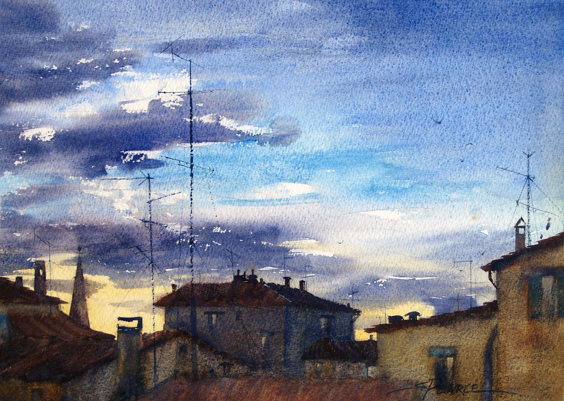 Sandra Pearce, Buonosera a Firenze