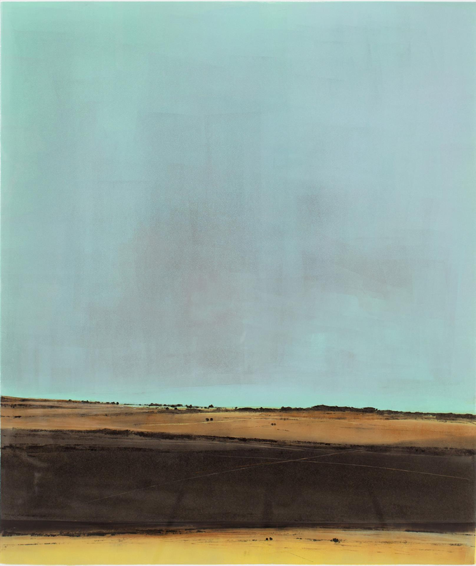 Annie Meyer, Eastern Oregon Landscape 2016
