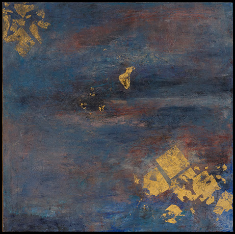 Eva MacLowry, Eventide, oil & wax