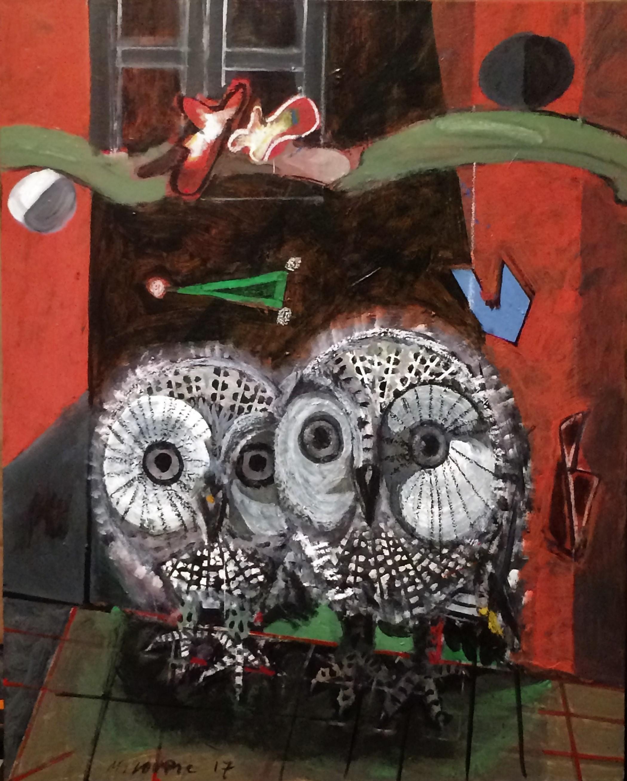 Miroslav Lovric, Owls