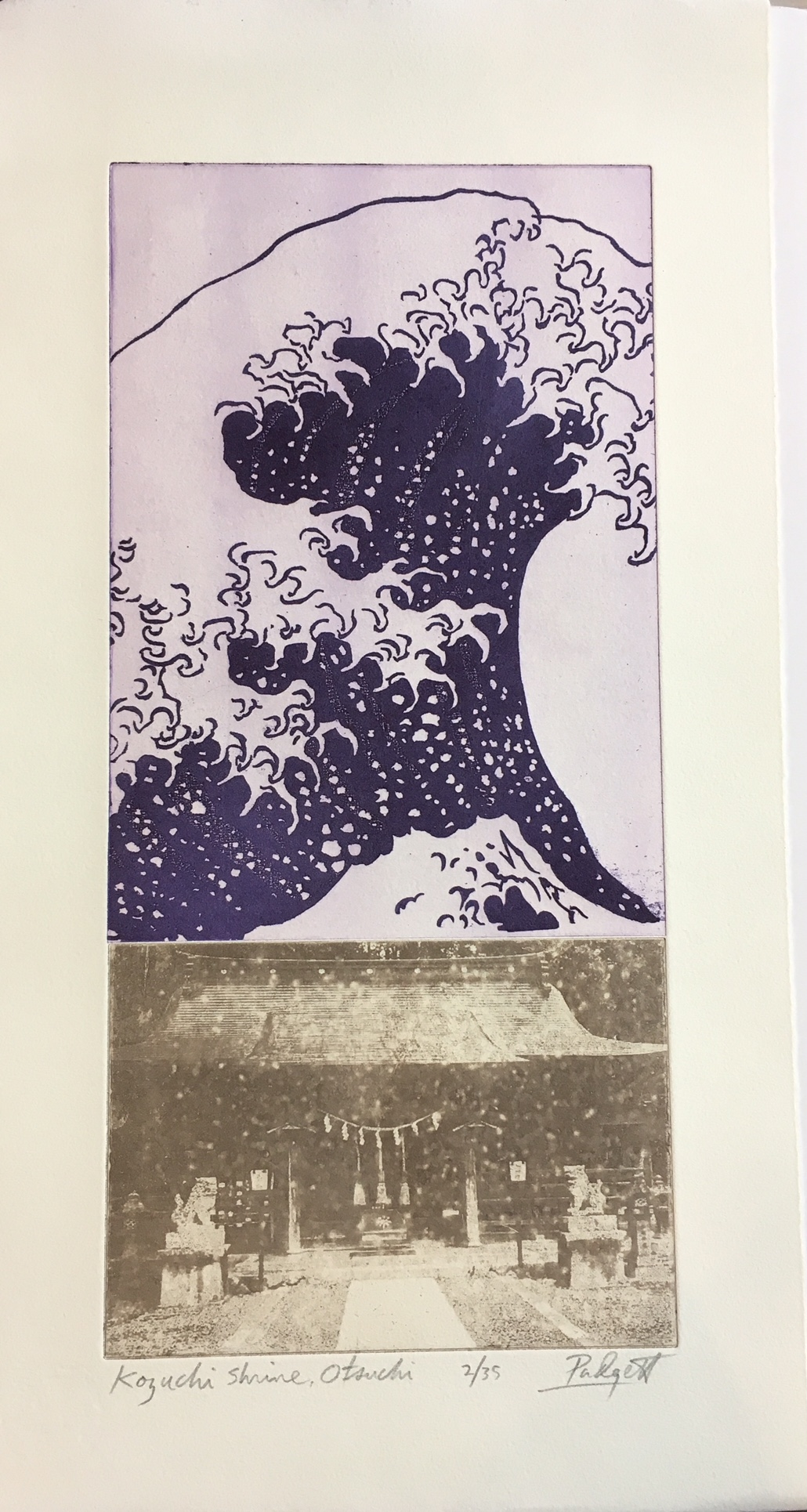 Walt Padgett, Kozuchi Shrine, Otsuchi