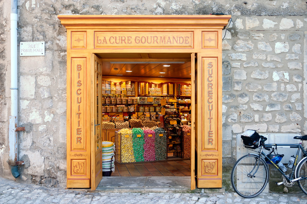 Patricia Heimerl, La Cure Gourmande, Les Baux, France, photography