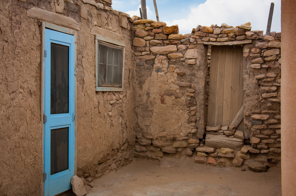David Mathew, Puerta Azul, Acoma Pueblo, photography