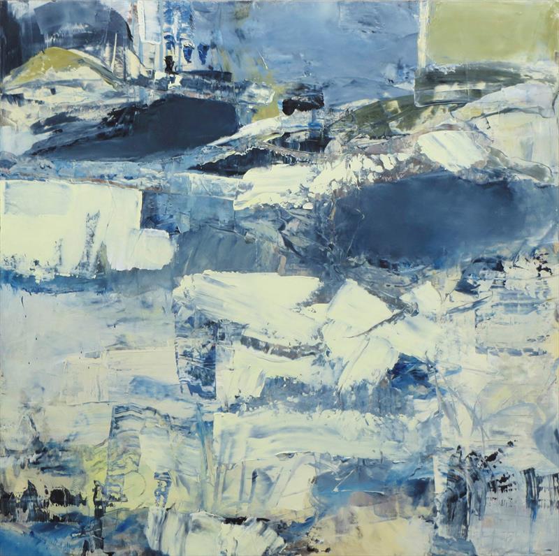 JoEllyn Loehr, Klickitat, oil
