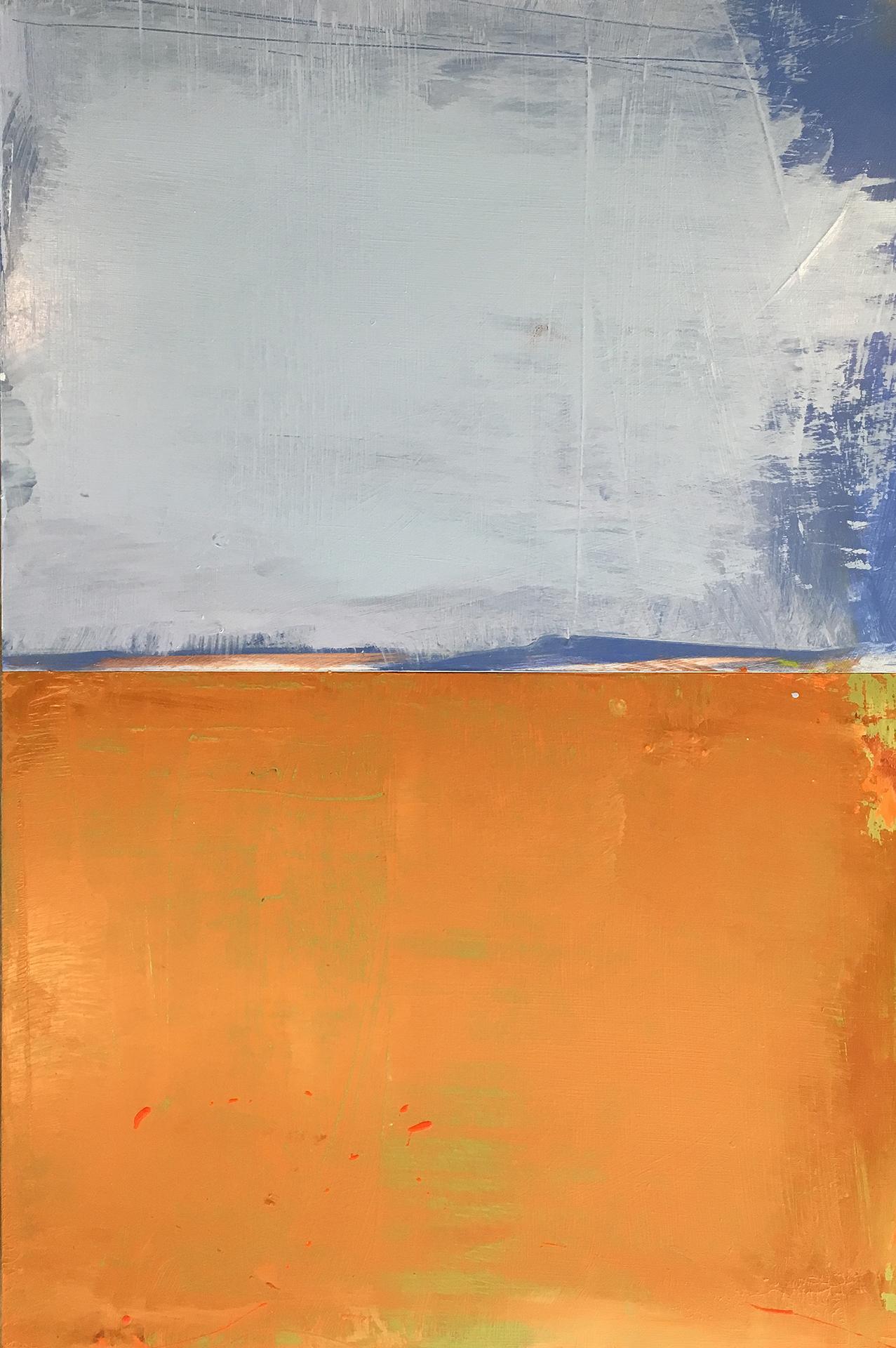 Ted Olson, Redbird, oil