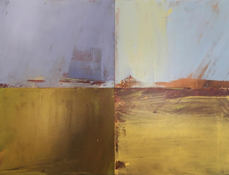 Ted Olson, Seasons, oil