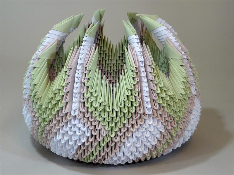 Francene Levinson, Urchin, paper