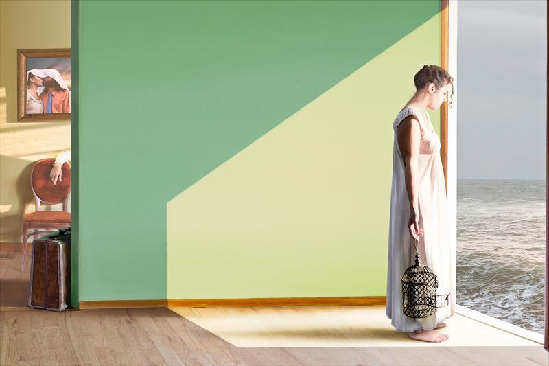 <b>Teresa Meier</b>,<i> Waiting</i>, photography